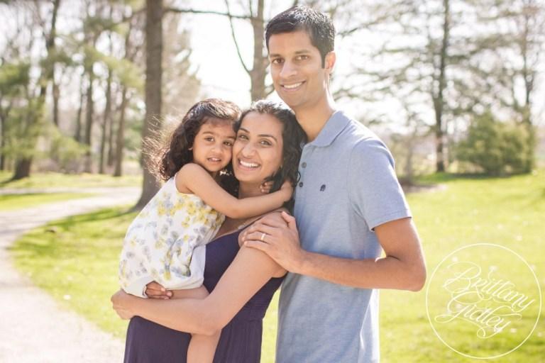 Cleveland Family Photographer | Family Portraits | Holden Arboretum | Cleveland Ohio | Cleveland Maternity Photographer