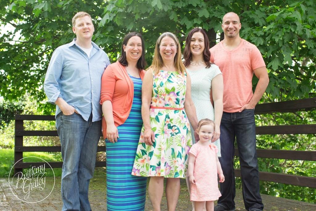 The Mullin Family | Family Portrait | Rocky River Park