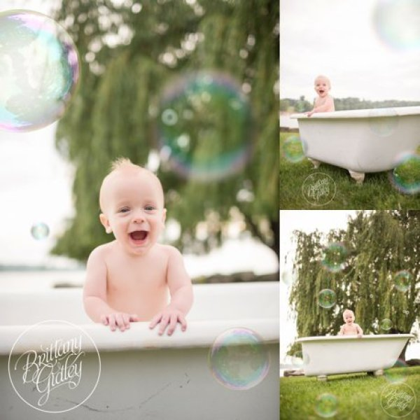 Clawfoot Tub Photo Shoot | Antique | Vintage | Start With The Best | Brittany Gidley Photography LLC
