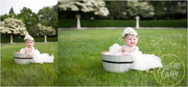 Cleveland  Art Museum | 6 Month Baby | Cleveland Photographer | Cleveland Baby Photographer