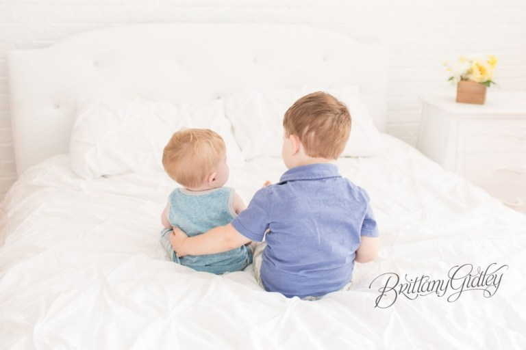 Cleveland Photographer | Family Photographer | Start With The Best | Brittany Gidley Photography LLC | Brothers | Boys