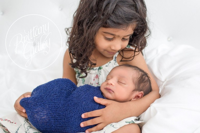 Newborn Photos | Cleveland Ohio | Newborn Photography | Inspiration | Natural Light Studio | Start With The Best | Brittany Gidley Photography LLC