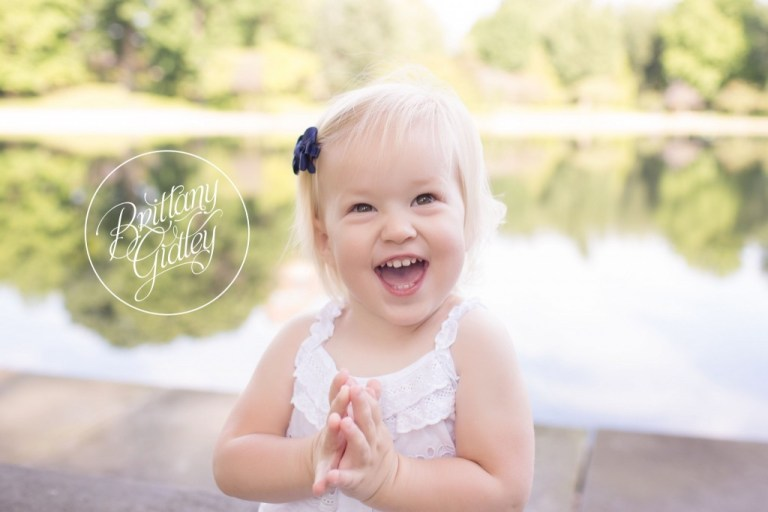 Summer Family Portraits   Baby Girl   Toddler   Cleveland   Wade Oval   Cleveland Museum of Art