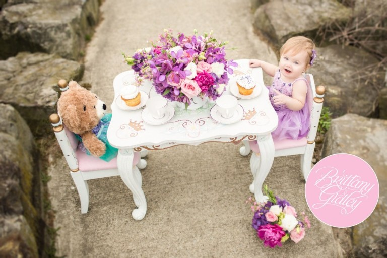 Heatherlily | Event Decor | Tea Party | Cleveland Ohio | Child Photography | Child Photographer | Brittany Gidley Photography LLC