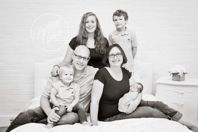 Erie Pennsylvania Newborn Photography | Erie Pennsylvania Newborn Photographer | Newborn Session | Baby Girl | Newborn Baby