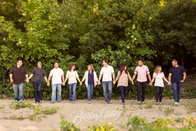 Family Pictures | Family Photographer | Cleveland, Ohio | Beach