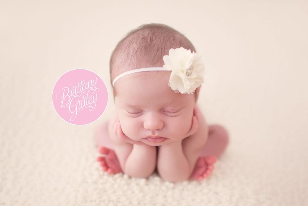 Introducing Leah | Newborn Portraits