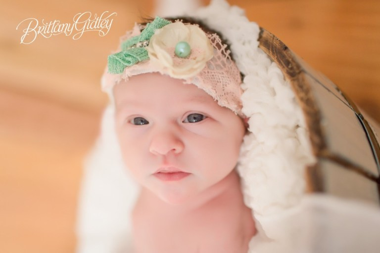 Baby Girl | Newborn Portrait | Baby Pictures | Newborn Posing Inspiration