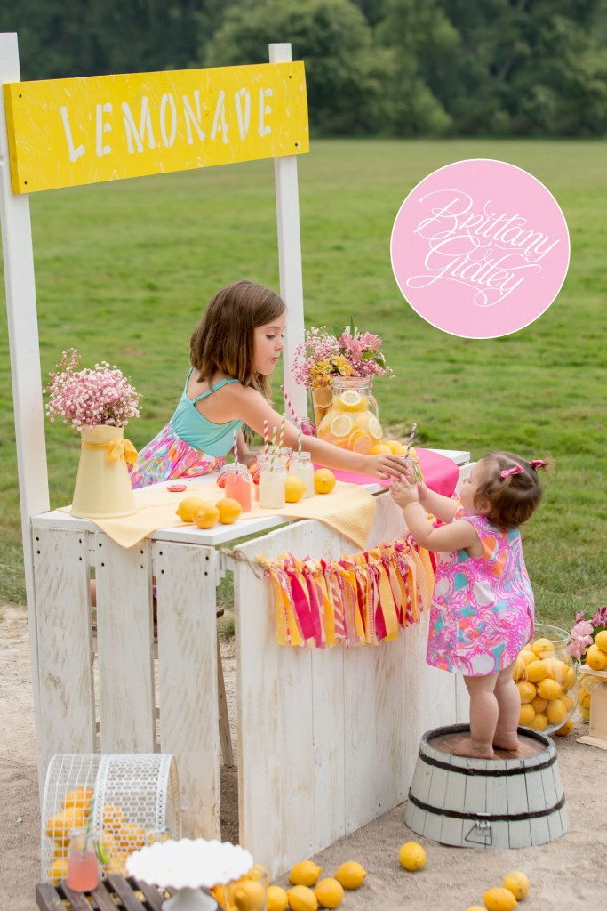 Lemonade Stand | Photo Shoot | Dream Sessions | Cleveland Ohio | Brittany Gidley Photography LLC