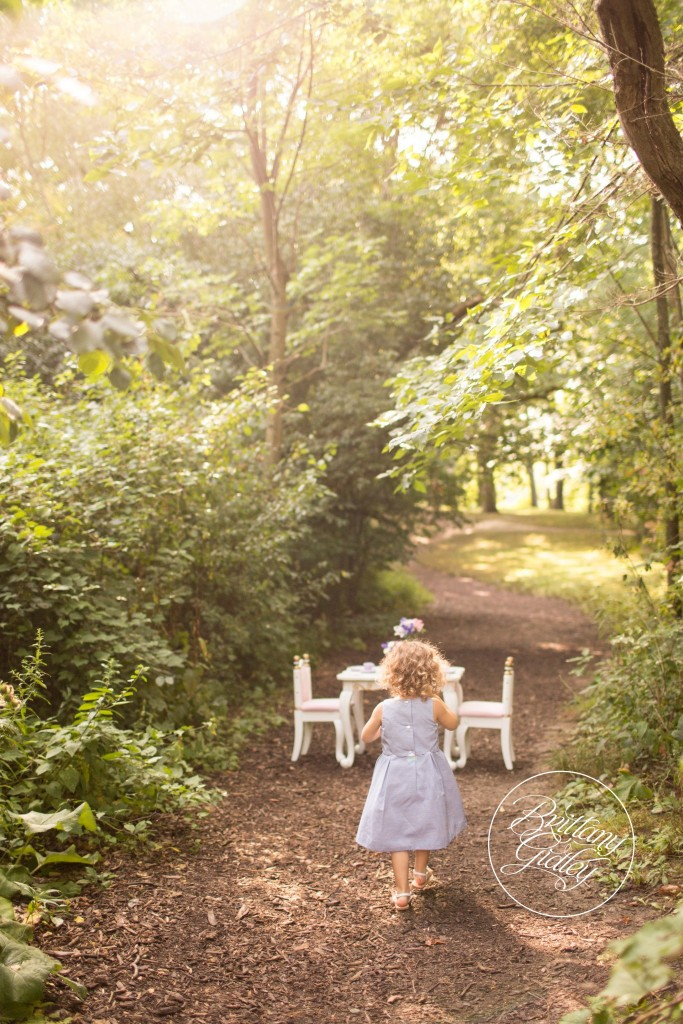 Tea Party | Shaker Heights, Ohio | Photography | Child Photographer