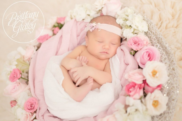 Cleveland Newborn Photographer | Newborn Photography | Cleveland, Ohio | Start With The Best | Brittany Gidley Photography LLC