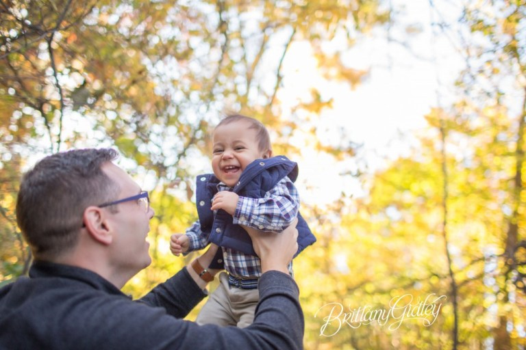 Fall Family Photography | 12 Month Baby | Autumn