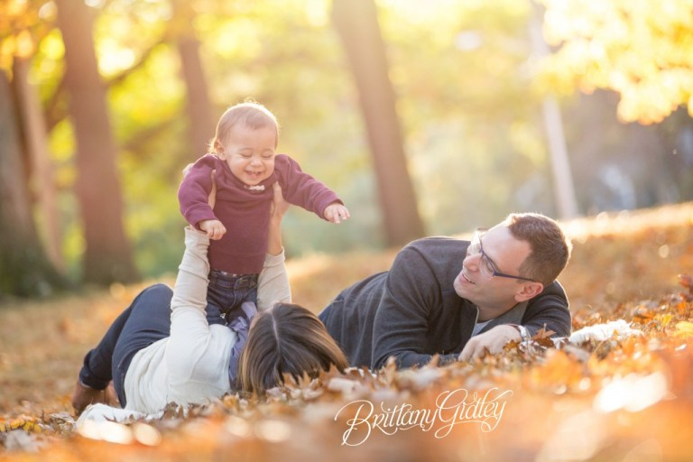 Fall Family Photographer