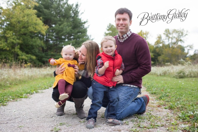 Family | Cleveland Ohio | Photo Shoot | 12 Month Baby