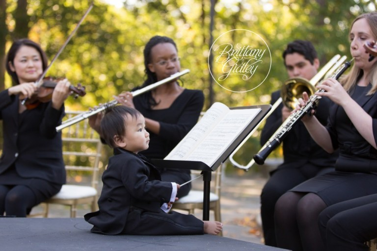 Cleveland Orchestra Dream Session | Cleveland Institute of Music | Italian Garden | Baby Photographer | Baby Photography