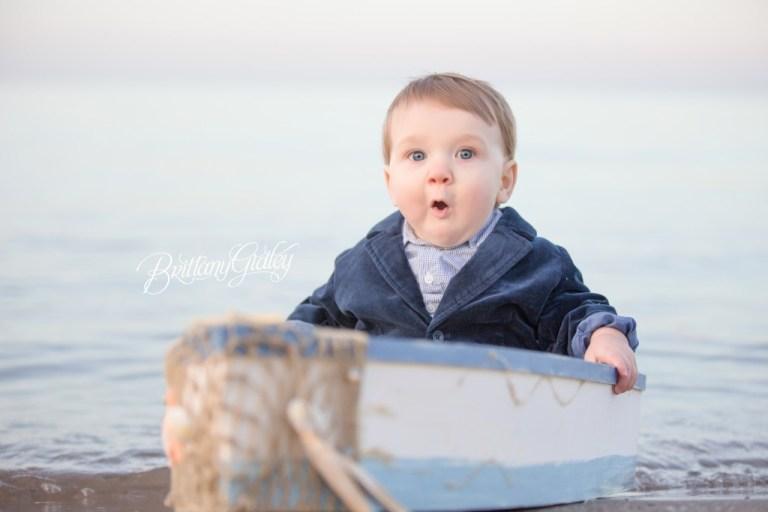 Nautical Photo Shoot | Edgewater Beach