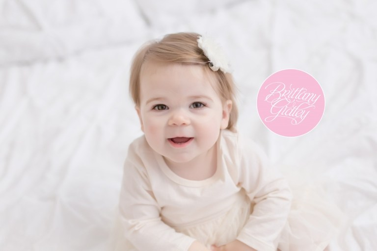 Cake Smash Photographer | Cleveland, Ohio | Start With The Best | 12 Month Baby