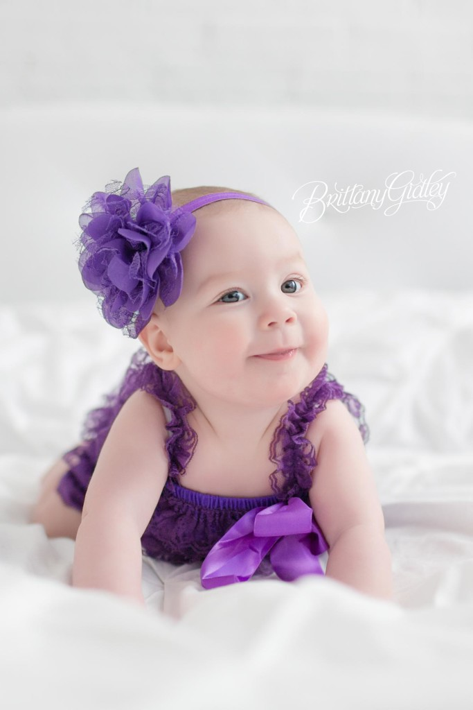Cleveland Baby Photographer | Baby Photography | 6 Months