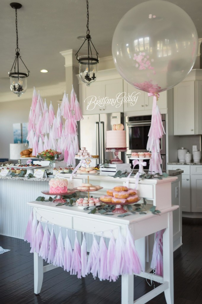 Ladies Who Brunch | Blush | Pink | Party Planning | Baby Shower Inspiration | Event Planning | One Stylish Party