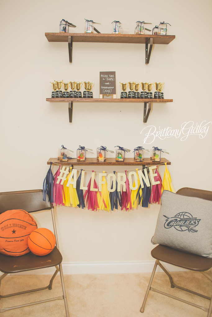 Championship Ring Idea | Custom Trophy DIY| Custom Tassels | Basketball Birthday Party | One Stylish Party | Basketball Party | Cleveland Cavaliers