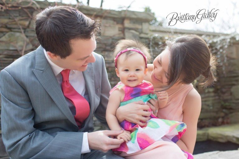 Cleveland Botanical Gardens | Baby Photographer | Cleveland, Ohio | Start With The Best | Love | Family Photo Shoot