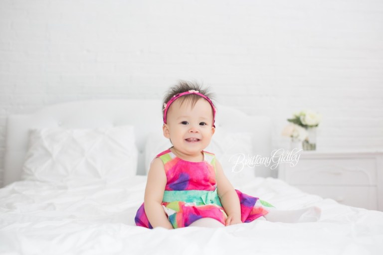 Baby Photographer | Cleveland, Ohio | Start With The Best | Brittany Gidley Photography LLC