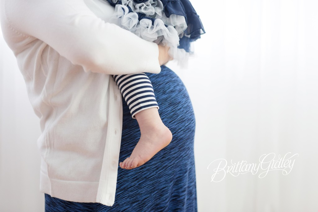 Mommy & Me Maternity Pictures