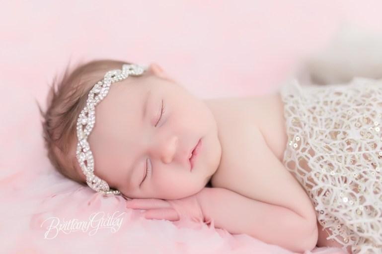 Newborn Studio | Newborn Baby Girl | Baby Photographer | Baby Photography | Cleveland Ohio | Newborn Photography Studio | Studio | Baby | Sisters | It's A Girl | Start With The Best