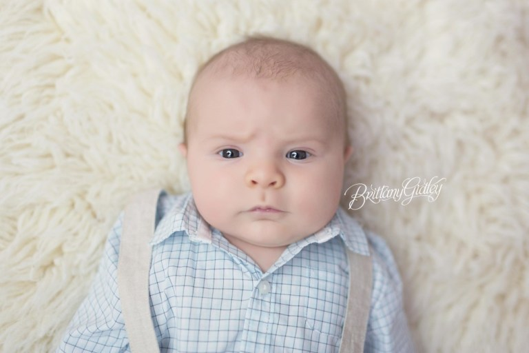 2 Month Old Baby | Photography | Inspiration | Baby Boy