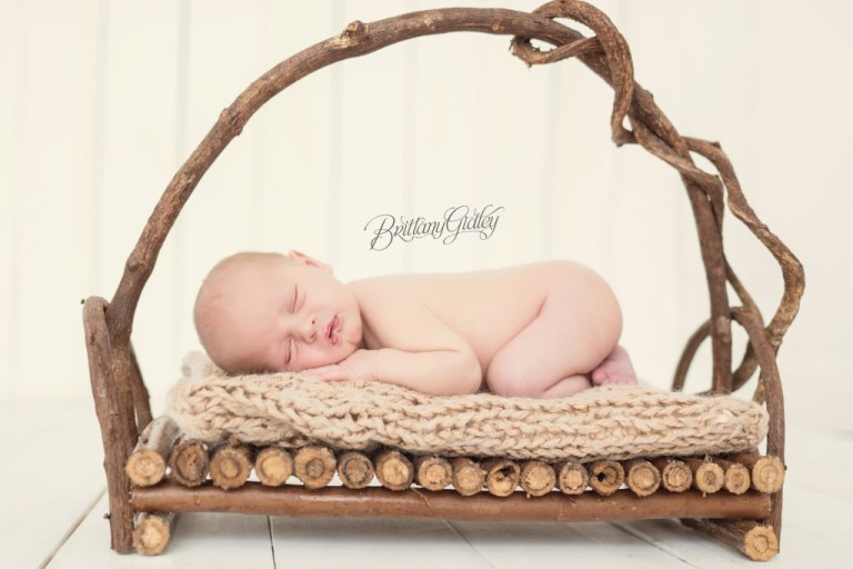 Newborn Baby Photo Shoot | Cleveland, Ohio | Newborn Baby Photographer | Cleveland Newborn Photographer