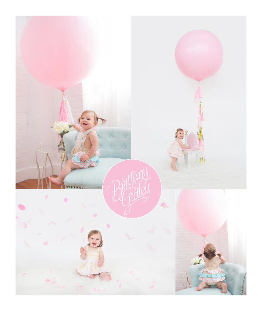 One Stylish Party Balloon | Gender Reveal Ideas | It's A Girl