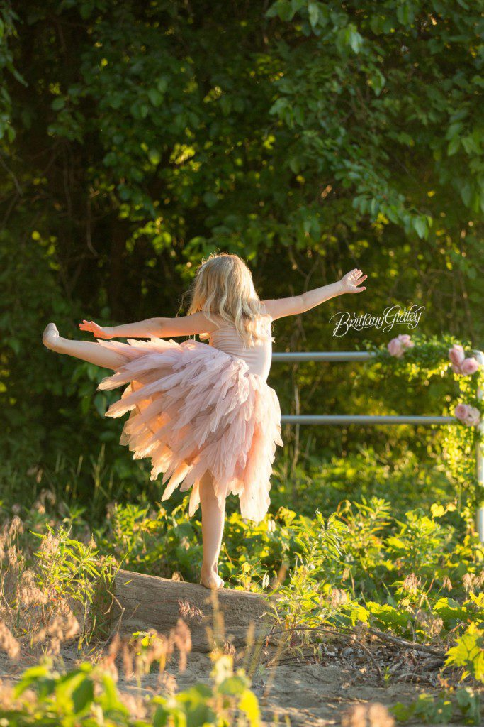 Ballet On The Beach | One Stylish Party | Heatherlily | Rainey's Closet | Cleveland Ohio | Brittany Gidley Photography LLC