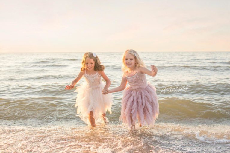 Tutu Du Monde | Ballet On The Beach | Styled Shoot | Ballerinas | Cleveland Ohio | Brittany Gidley