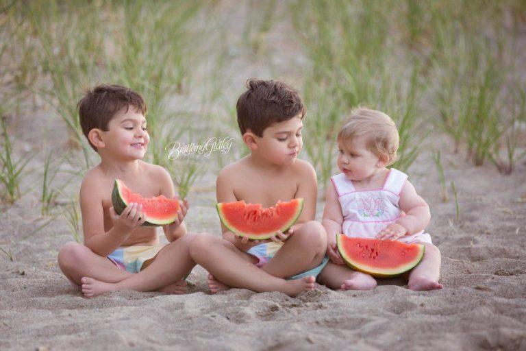 Beach Photographer | Family Beach Photography | Baby Photographer | 9 Month Baby | Mentor Headlands Beach Park | Brittany Gidley Photography LLC