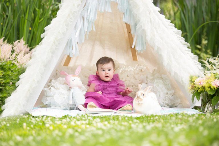 Some Bunny is Turning One | Dream Session | Start With The Best | Cleveland Ohio | Baby Photographer | Baby Photography | Best Baby Photographer
