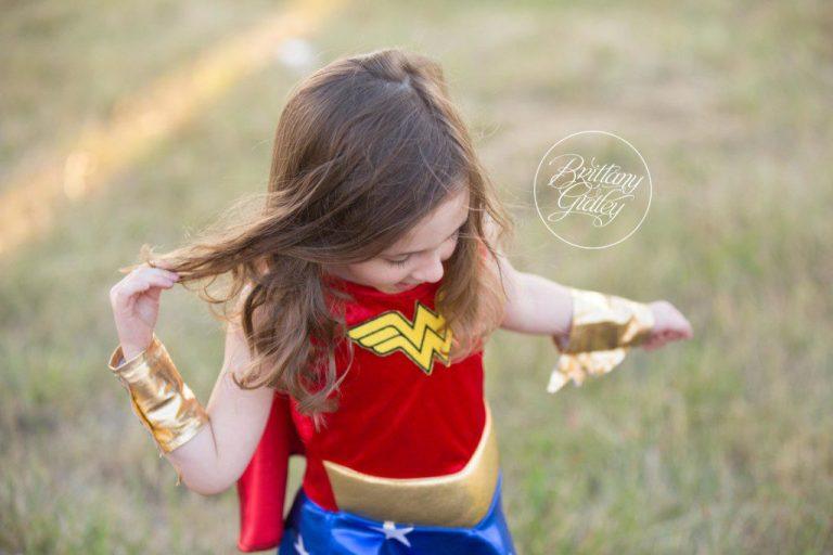 Wonder Woman   Downtown Cleveland   Superhero