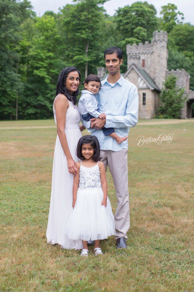 Magical Family Photography   Castle   Cleveland Ohio