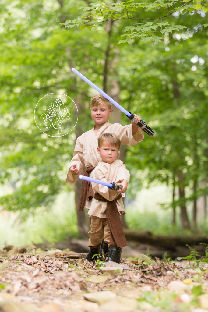 Star Wars | Stormtroopers | Jedi | Child Photographer | Best Children Photography | May the Force Be With You | www.brittanygidleyphotography.com