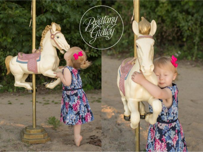 Horse Photography | Imagination | Magic of Childhood | Edgewater Beach | Family Beach | Photography