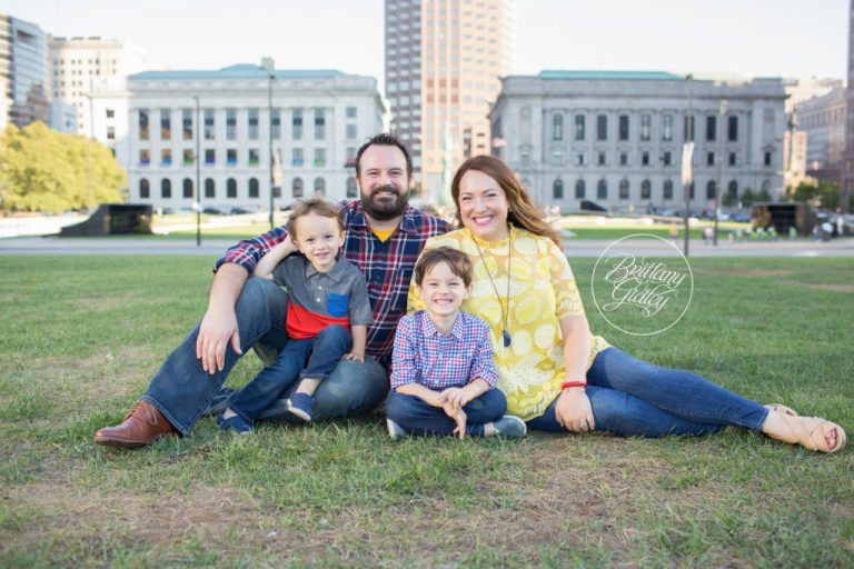 Downtown Cleveland | Family Photographer | Start With The Best | Cleveland Ohio