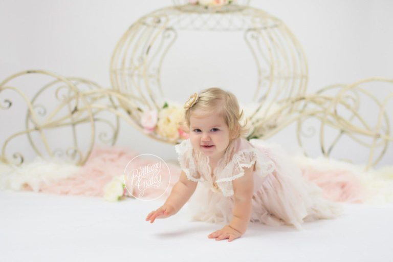 Cinderella Baby | Brittany Gidley photography LLC