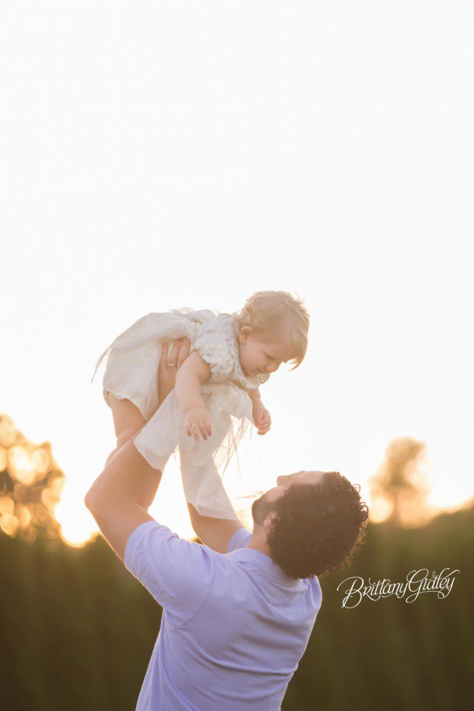 Family Photography | Daddy Daughter | Chagrin Falls Ohio Photographer