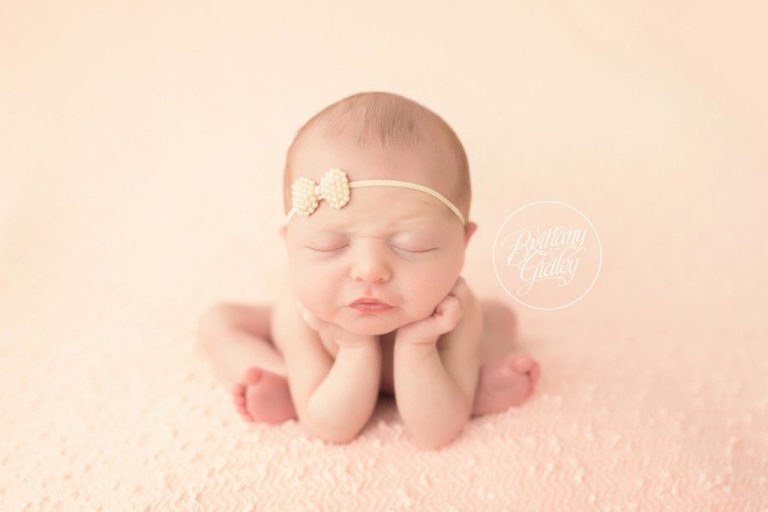 Newborn Studio | Start With The Best | Cleveland