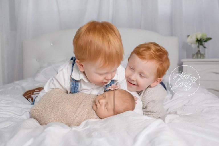 Cleveland Newborn Photographer | Newborn Photography | Newborn Baby Girl