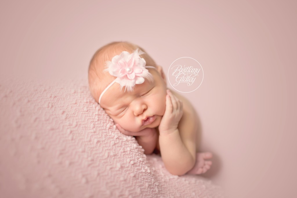 Cleveland Newborn Photographer | Introducing Felicity