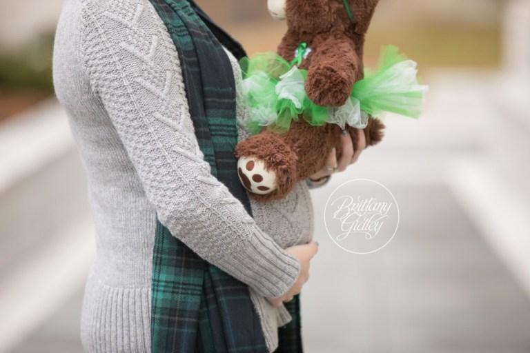 Rainbow Baby Maternity | Rainbow Baby Pregnancy | Brittany Gidley Photography LLC | Molly Bear