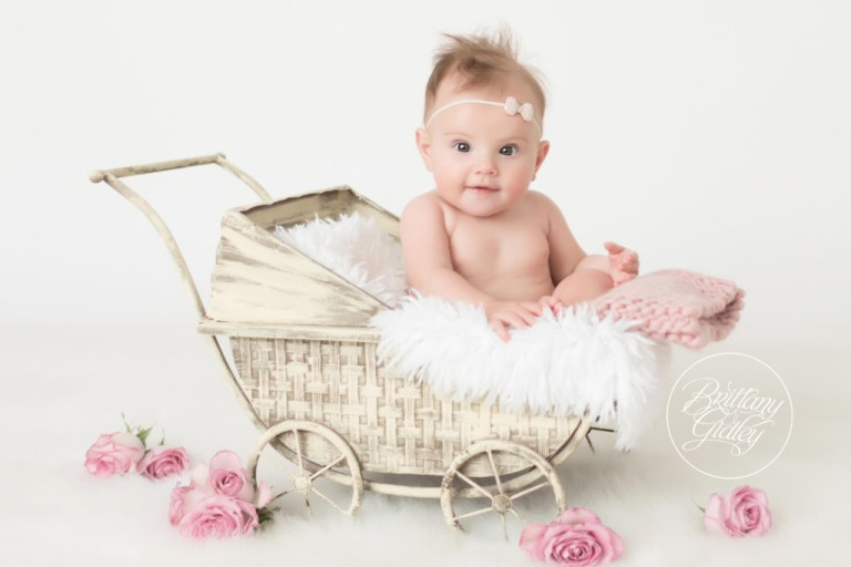 6 Month Baby Session | Dream Session