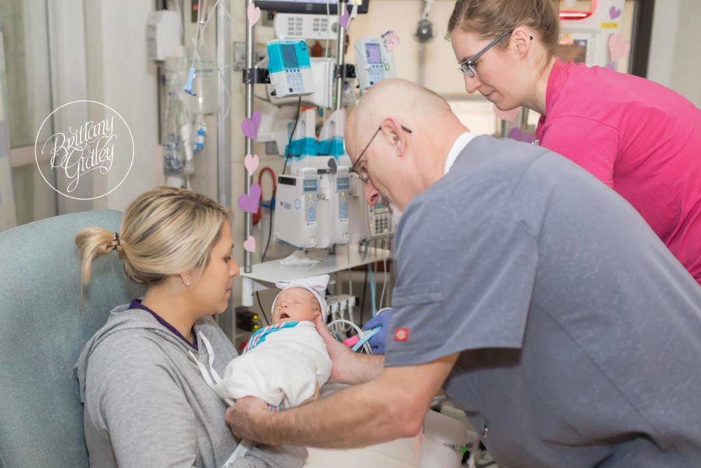 Congenital Heart Photographer | Happy Birth Day Ryann | PICU Photographer