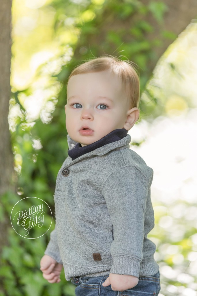 Cleveland Baby Pictures | 12 Months | Baby Photographer