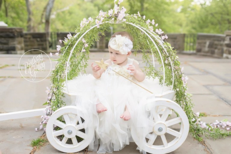 Cinderella Baby Photography | Disney | Princess Dream Session | Cinderella Carriage